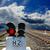 信号 · 赤 · 信号 · 鉄道 · 鉄道駅 · 赤信号 - ストックフォト © mycola