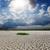 干ばつ · 地球 · 太陽 · 曇った · 空 · テクスチャ - ストックフォト © mycola