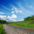 鉄道 · 天国 · 道路 · 抽象的な · 自然 · 旅行 - ストックフォト © mycola