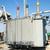 elektriciteit · hoogspanning · transformator · blauwe · hemel · hemel · technologie - stockfoto © mycola