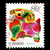 chinese zodiac postage stamp year of the goat stock photo © myfh88