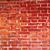piros · téglafal · mintázott · épület · fal · háttér - stock fotó © myfh88