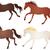 running horses stock photo © myosotisrock