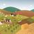 fall farmer landscape stock photo © myosotisrock