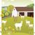 spring goats stock photo © myosotisrock