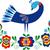 ornament inspired by folk design from south moravia stock photo © myosotisrock