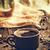 турецкий · кофе · бобов · Кубок · старые - Сток-фото © mythja