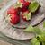 koken · jam · vers · aardbeien · vanille · bonen - stockfoto © mythja