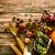najaar · vruchten · dankzegging · seizoen- · natuur · hout - stockfoto © mythja