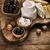 Italiaans · koken · kaas · vers · ingrediënten · hout - stockfoto © mythja