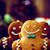 gingerbread man stock photo © mythja