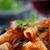 plantilla · comida · vegetariana · frescos · tomates · arroz · romero - foto stock © mythja