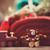 поезд · Рождества · подарок · деревянная · игрушка · специальный - Сток-фото © mythja