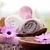 ibolya · természet · szett · fürdő · wellness · természetes - stock fotó © mythja