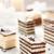 kek · parçalar · çikolata · vanilya - stok fotoğraf © mythja