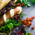 sandwich · verdura · fast · food · alimentare · sfondo · verde - foto d'archivio © mythja