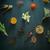 fűszer · gyógynövények · választék · mediterrán · étel · háttér - stock fotó © mythja
