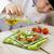 chef · ristorante · italiano · vegetariano · insalata · piatto · alimentare - foto d'archivio © mythja