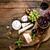 rode · wijn · kaas · olijven · brood · groenten · specerijen - stockfoto © mythja