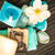 自然 · スパ · 健康 · 化粧品 · 製品 · 水 - ストックフォト © mythja