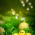 Paskalya · civciv · çim · çiçekler · mavi · gökyüzü · çiçek - stok fotoğraf © mythja