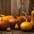 sonbahar · ahşap · masa · kutu · üst · görmek - stok fotoğraf © mythja