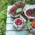 fresh forest fruit on wood stock photo © mythja