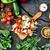 Marinated BBQ meat stock photo © mythja