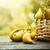 olgun · armut · sepet · gıda · elma · tablo - stok fotoğraf © mythja