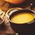 сливочный · тыква · суп · свежие · хлеб · Хэллоуин - Сток-фото © mythja
