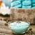 marfim · estância · termal · toalhas · azul · abstrato · saúde - foto stock © mythja