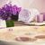 spa · producten · lavendel · bloemen · oude · houten - stockfoto © mythja