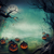 halloween design   forest pumpkins stock photo © mythja