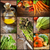 fresh vegetables collage stock photo © mythja