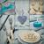 valentines dinner collage stock photo © mythja