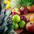 comida · vegetariana · rojo · de · uva · tomate · frescos · abundancia - foto stock © mythja