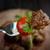 イタリア語 · 料理 · 肉 · バジル · トマト - ストックフォト © mythja