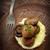 champignons · geserveerd · voedsel · olie - stockfoto © mythja