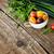 comida · vegetariana · orgánico · frutas · hierbas · tazón · decorativo - foto stock © mythja