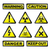 danger industry icons stock photo © myvector
