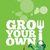 grow your own poster stock photo © naffarts