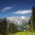 hegy · terjedelem · kilátás · hegyek · Alpok · égbolt - stock fotó © nailiaschwarz