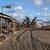 nyitva · bányászat · homok · sóder · növény · kő - stock fotó © nailiaschwarz