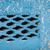 bleu · clôture · trottoir · métal · bois · distance - photo stock © nalinratphi