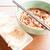 maaltijd · ingesteld · soep · rijst - stockfoto © nalinratphi