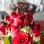 красные · розы · капли · воды · белый · цветок · фон · красоту - Сток-фото © nalinratphi