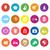 kleedkamer · iconen · witte · voorraad · vector · mode - stockfoto © nalinratphi