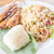 frango · arroz · popular · tradicional · local · comida - foto stock © nalinratphi
