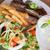 豚肉 · 辛い · ソース · レモン · アジア - ストックフォト © nalinratphi