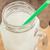 drinken · kokosnoot · water · man · drinken · witte - stockfoto © nalinratphi
